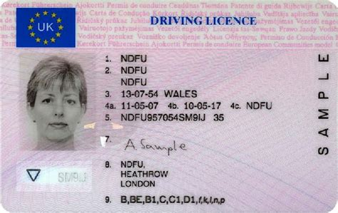 Exchange Your Paper Driving Licence For A Photocard