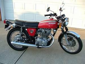 Honda CB450 Gallery
