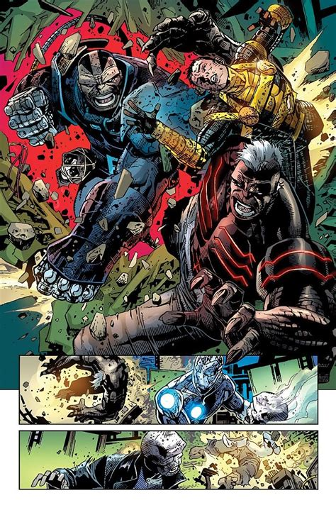 avengers  men axis