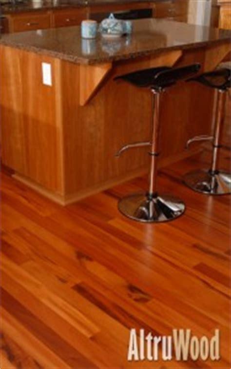 fsc certified tigerwood flooring altruwood