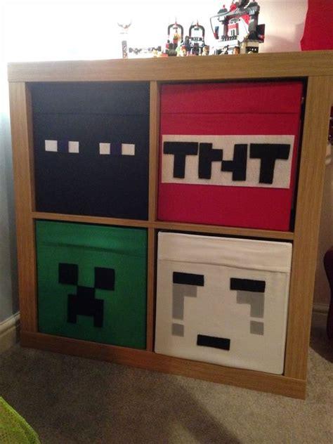 Minecraft Bedroom Drawers by Minecraft Bedroom Drawers Ikea Hacks Gaming