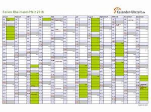 Kalender Zum Ausdrucken 2016 : ferien rheinland pfalz 2016 ferienkalender zum ausdrucken ~ Whattoseeinmadrid.com Haus und Dekorationen