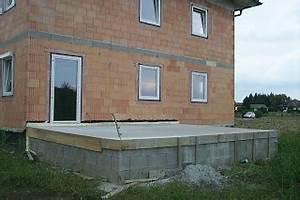 Terrasse Bauen Beton : astrid benni bauen ein haus ein bisserl beton und schon ~ Orissabook.com Haus und Dekorationen
