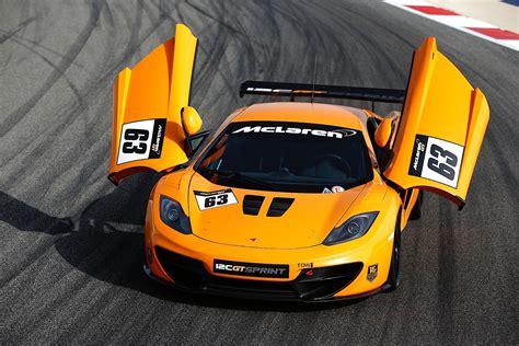 Mclaren 12c Gt Sprint 2018 2018 Autoevolution