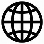 Icon Internet Intranet Globe Icons Network Global
