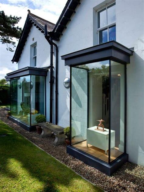 contemporary bay windows houzz modern bay window design ideas remodel pictures