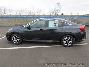 Used 2018 Honda Civic Lx Manual Lx Manual New 4 Dr Sedan