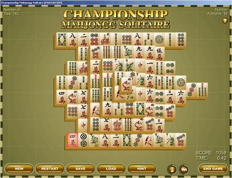download chionship mahjongg solitaire game for windows