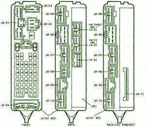 Mazda Mx6 Fuse Box Diagram : 2001 mazda 626 fuse box diagram auto fuse box diagram ~ A.2002-acura-tl-radio.info Haus und Dekorationen