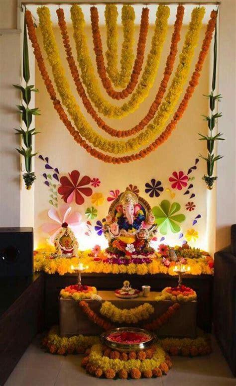 ganapati decoration cakes pinterest ganapati decoration ganesh chaturthi decoration