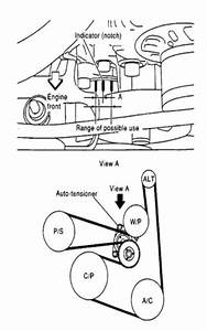 31 2008 Nissan Altima Serpentine Belt Diagram