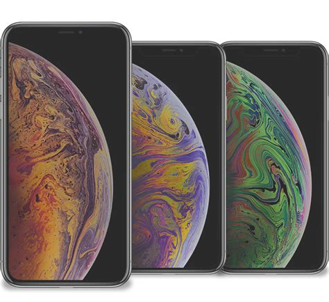 Custom Live Wallpaper Iphone Xr by All The Backgrounds Of The New Iphone Xs Xs Max A