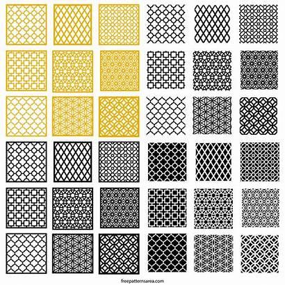 Geometric Pattern Motifs Repeating Patterns Cnc Freepatternsarea
