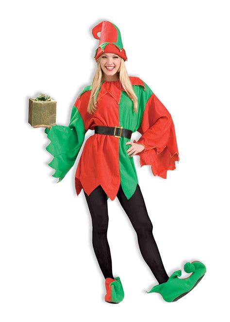 santa helper women costume christmas costumes