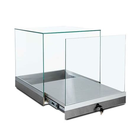 glass display cabinet hardware glass display case cube 20 inch subastral ideas for the