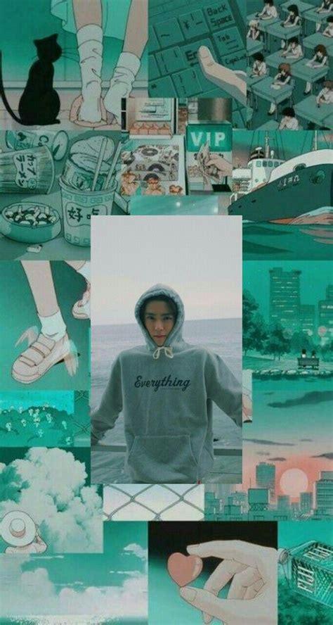 jung jaehyun lock screen wallpaper hijau fotografi
