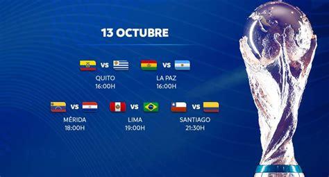 Eliminatorias Qatar 2022 en vivo: partidos de la fecha 2 y ...