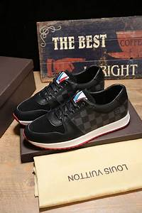 Sneakers Louis Vuitton Homme : chaussures louis vuitton sneakers ~ Nature-et-papiers.com Idées de Décoration