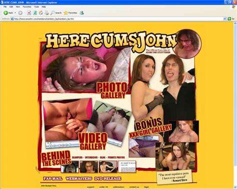John the stutterer porno