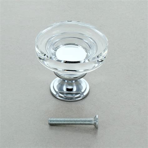 Crystal Cabinet Knobs Glass Kitchen Cupboard Knobs By G