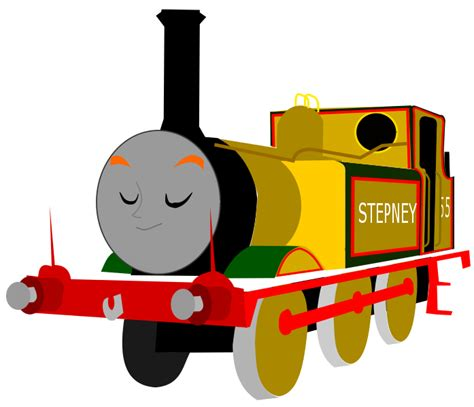 stepney the bluebell engine by shawanderson on deviantart