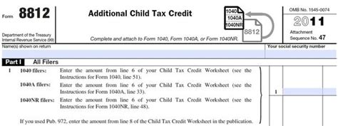 mistakes on child tax credit form are delaying some