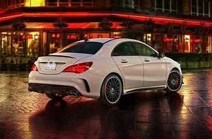 Mercedes Cla Blanche : cla 4 door coupe mercedes benz usa ~ Melissatoandfro.com Idées de Décoration