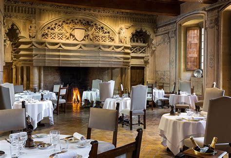 chef de cuisine étoilé restaurant gastronomique au coeur du château