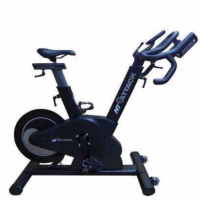 Gym Equipment Fitness Attack Bike Indoor Console