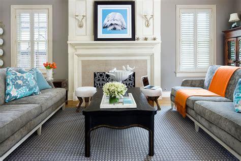 transitional living room sofa grey sofa living room living room transitional with blue
