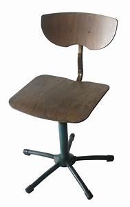 Chaise Bureau Industriel : mobilier de style industriel ancienne de francisco segarra ~ Teatrodelosmanantiales.com Idées de Décoration