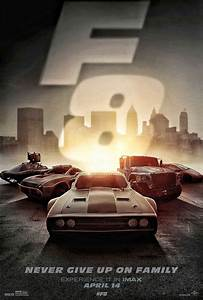 Fast And Furious 8 Affiche : affiche du film fast furious 8 affiche 2 sur 7 allocin ~ Medecine-chirurgie-esthetiques.com Avis de Voitures