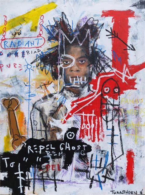 jean michel basquiat nick twaalfhoven neo pop art kunst