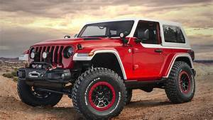 Easter Jeep Safari concepts Wagoneer, Jeepster, a Baja truck and more  Roadshow