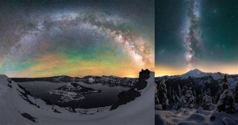 Guide Shooting The Milky Way