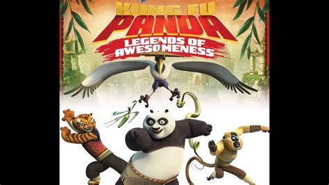 Download Kung Fu Panda Legends Of Awesomeness