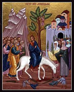 Emptying and Embodying – A Sermon for Palm Sunday; Mark 11 ...