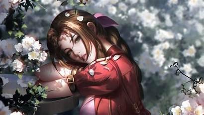 Remake Fantasy Final Vii Aerith 4k Wallpapers