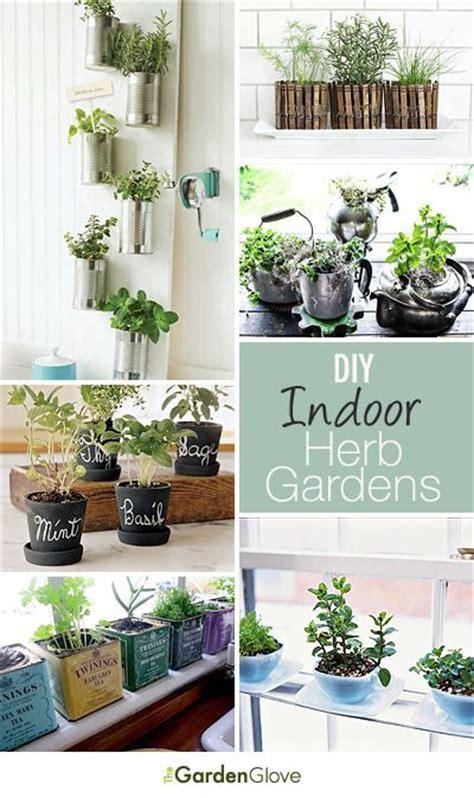 Indoor Herbs, Herbs Garden And Indoor On Pinterest