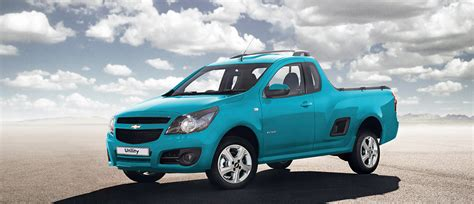 Utility Bakkie: The All in One LDV