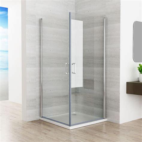 duschkabine glas eckeinstieg duschkabine 180 176 schwingt 252 r duschwand duschabtrennung nano