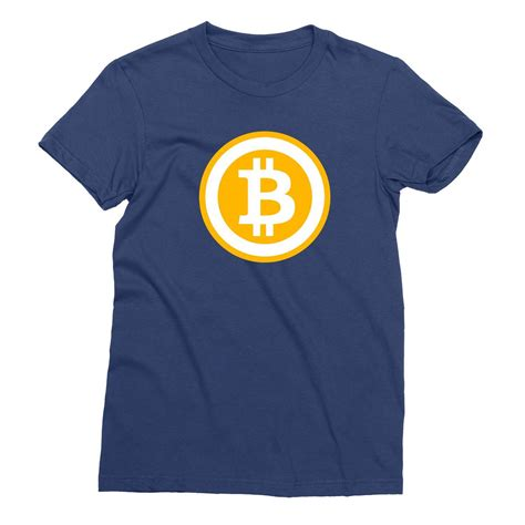 Free returns 100% money back guarantee fast shipping. Bitcoin Logo Shirt Blockchain Virtual Cryptocurrency ...
