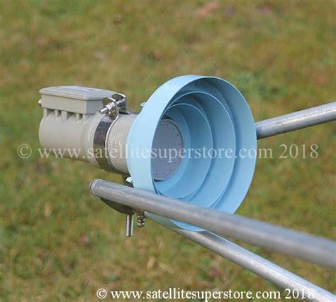 satellite dishes with inclined orbit polar mount motors 1 8m motorised inclined orbit