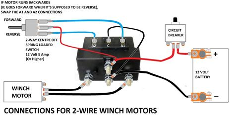 12v Solenoid Wiring Ford 391 by Cm Winch Wiring Diagram Free For You At 12 Volt Solenoid