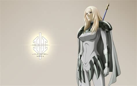 Claymore Anime Wallpaper - claymore wallpapers wallpapersafari
