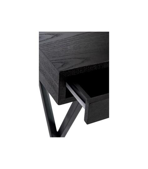 bureau metal noir bureau design bois metal mzaol com