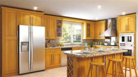 armoire de cuisine bois armoires de cuisine 100 bois 50 lesventes ca