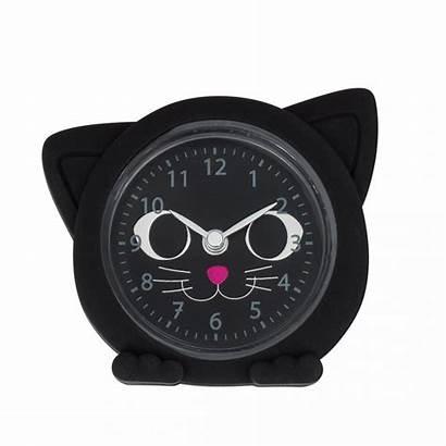 Clock Funny Alarm Sveglia Pylones Katze Wecker