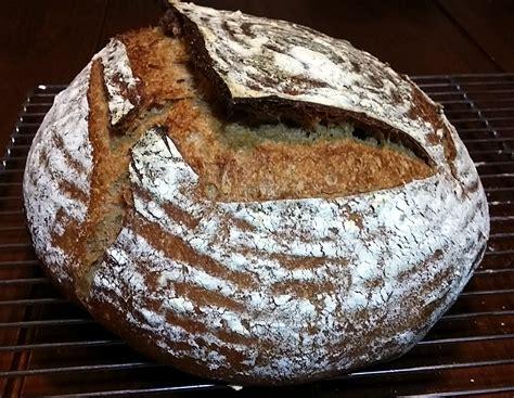 sourdough bread  starter  finish   waste chef