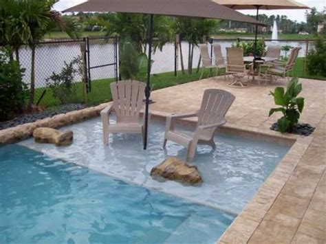 Small Pool Backyard by Swimming Pool Accessories Pool Design Options Pool
